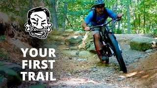 The first MTB trail you ever rode(Bike: http://amzn.to/2aDKuU3 Thanks to Diamondback for lending me this sweet Release 3! Review to come... As a mountain biker, you might remember the first ..., 2016-08-09T15:29:16.000Z)