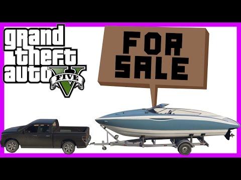 GTA 5 - Boat Sales Men w/KryticZeuz