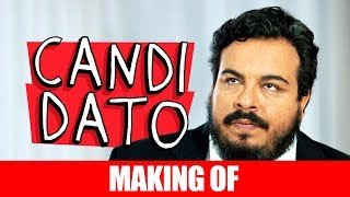 Vídeo - Making Of – Candidato