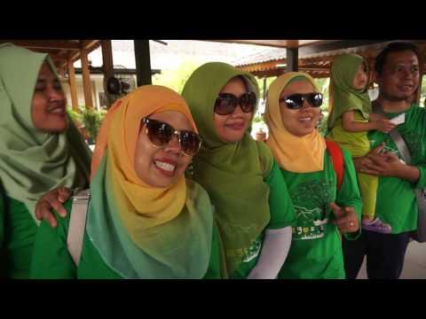 SMKF SWADAYA GLOBAL SCHOOL JAKARTA - PART 2 - STUDY TOUR JOGJA - FUNTRIPSTOUR