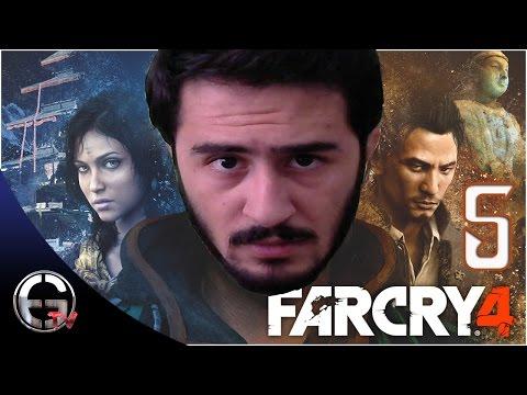 Far Cry 4 Türkçe Oynanış - Bölüm 5 : Himalaya Havası