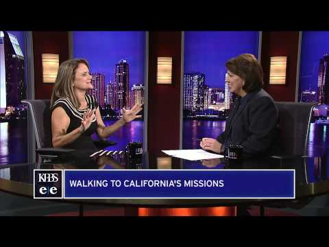 San Diego Travel Writer Completes 800-Mile Walk To California's Missions