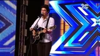 Мирян Костадинов - The X Factor Bulgaria (17.09.2014)
