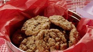 Cookie Recipe - How To Make Oatmeal Cookies