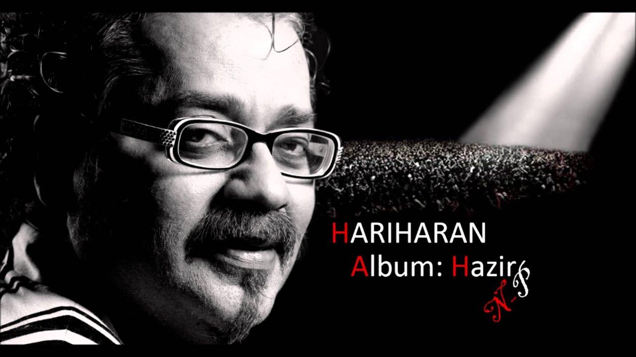 Jiya Jiya Na Jiya Hariharan's Ghazal From Album Hazir