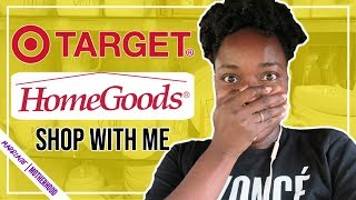 THIS is the inspiration I need for my New Home Office 💗 Target Haul + Homegoods Shop with me
