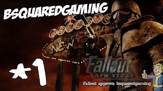 Fallout New Vegas Gameplay ITA Parte 1 - Risveglio ( #FalloutNewVegas )