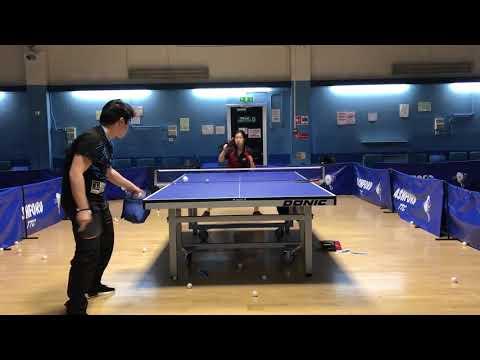 Private Table Tennis Coaching with Nicholas Li