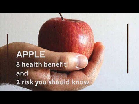 Apple Nutrition, Calories, 8 Benefits And 2 Health Risk