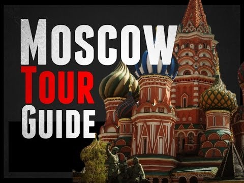 Russian Travel Documentary: Beautiful Travel Diary in Moscow, Russia's Capital City Explored.