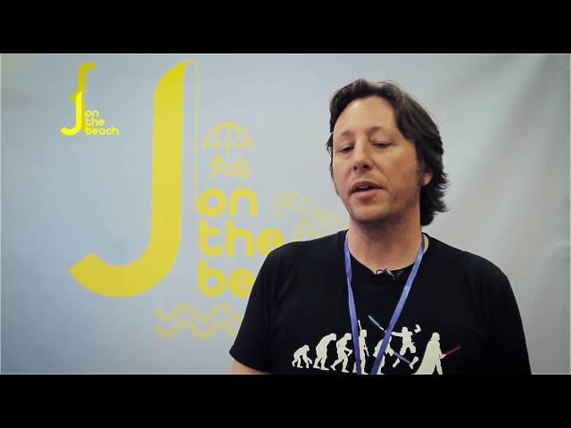Juan Manuel Servera from Microsoft Interview - JOTB16