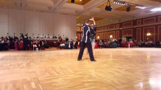 Janet Freeman and Duncan King - Bolero Solo