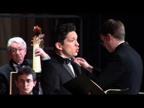 Bach Cantata 21 - BWV21 - Antioch Chamber Ensemble & The Sebastians