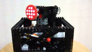LEGO 『サーチ・ライト』 Reciprocating Motion 往復運動 PF Searchlight motor モーター レゴ