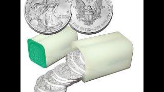 Investing in American Silver Eagle Silver Bullion Coins. Drockton Bullion and Coin