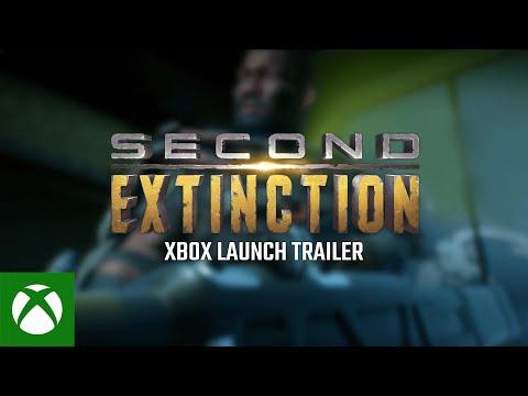 Игра Second Extinction теперь доступна по подписке Game Pass