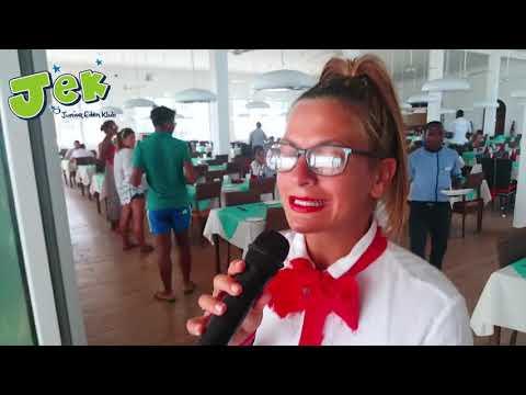JEK club contest Eden Village Premium Kendwa Beach Resort - Zanzibar