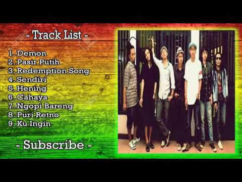 Coffee Reggae Stone Full Album | Reggae Indonesia