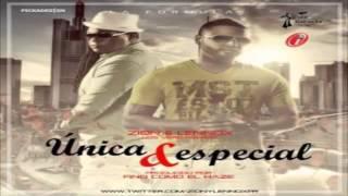 Unica & Especial (Fantasma 2) - Zion & Lennox (Original) ★ REGGAETON 2012 ★