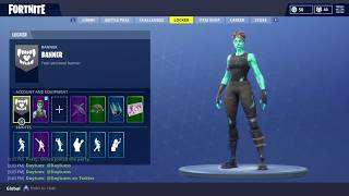 *SOLD* Fortnite Ghoul Trooper Account For Trade/Sale Cheap! - Daytues