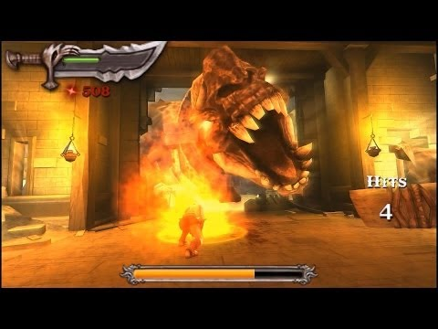 PPSSPP Emulator 0.9.5 | God of War: Chains of Olympus [1080p HD] | Sony PSP