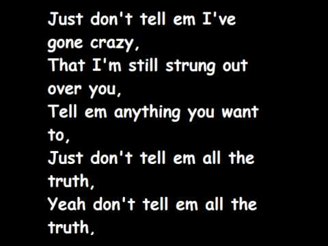 Jason Aldean - The Truth With Lyrics