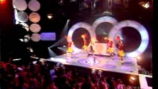 Special D - Come With Me (live on Top Of The Pops)
