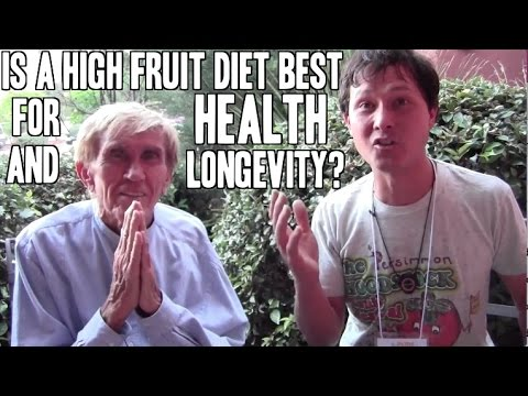 Why a High Fruit Diet May Not Be the Best For Health & Longe