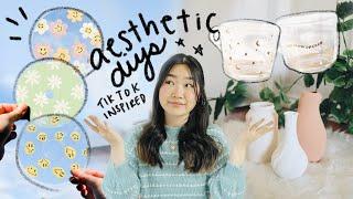 aesthetic diys ✨☁️ tik tok inspired | JENerationDIY