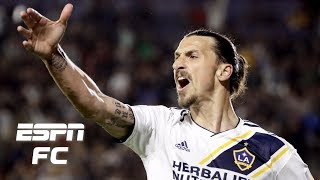 Best of Zlatan Ibrahimovic with LA Galaxy in summer of 2018 | ESPN FC