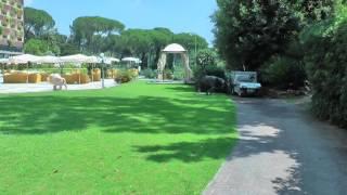 Roma Hotel Hilton Waldof Astoria i suoi effetti speciali naturali