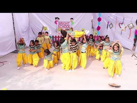CLASS-1   BAHUBALI  DANCE