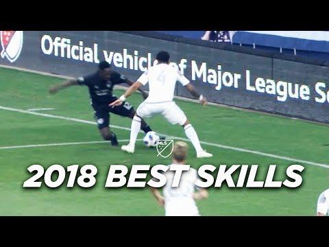 Best Skills in MLS