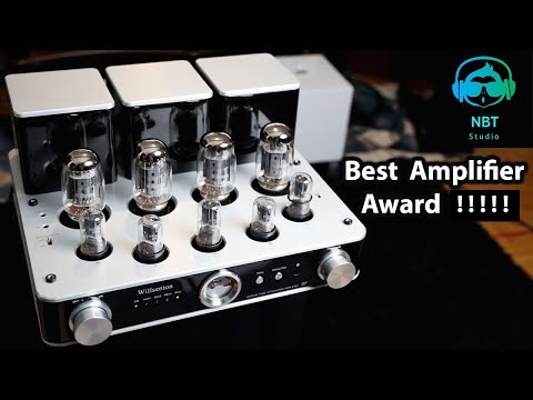 The Best Amplifier Award 2020 ! Willsenton R8 Tube Integrated Amplifier Review !
