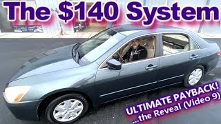 the $140 Sound System is finished! ULTIMATE PAYBACK - Jaybird\'s Got BASS! REVEAL DAY (Video 9)
