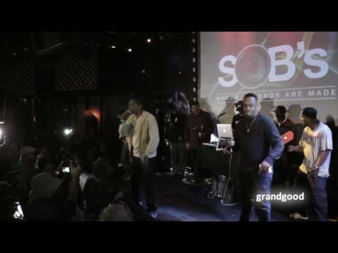 Jungle Brothers, Native Tongues Rock in NYC (Nov. 5, 2014)