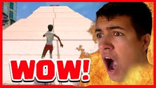 biggest ramp ever tony hawk s pro skater 5 part 2 funny moments creating my own skate park