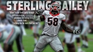 UGA FOOTBALL: Beneath The Helmet | Sterling Bailey: More Than Me : 2015