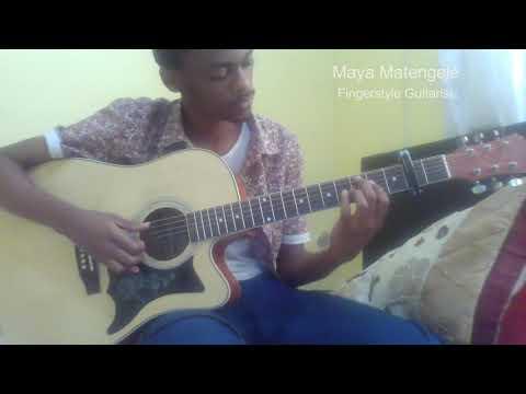 Boku no Hero Academia OPTHE DAYFingerstyle Guitar Cover Eddie van der Meer