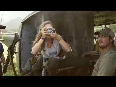 KONG  SKULL ISLAND B Roll Bloopers Footage 2017 Tom Hiddleston, Brie Larson Ac