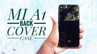 Xiaomi MI A1 back cover case.