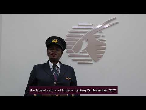 Commencing flights to Abuja, Nigeria with our Boeing 787 Dreamliner | Qatar Airways