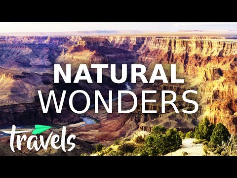 10 Greatest Natural Wonders in the World – Travel Video