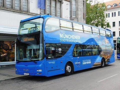 Munich City Tour (express Circle)