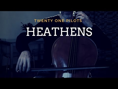 Twenty One Pilots - Heathens - for cello and piano (COVER)