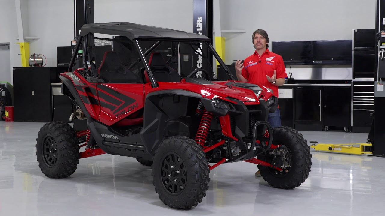 2019 Honda Talon Sport SxS Walk Around