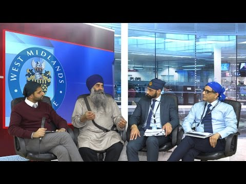 Sikh Helpline Exclusive Interview | Show on SKY 836 Sangat TV | DV Awareness | West Midlands Polcie