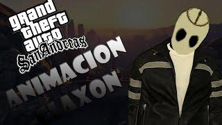 GTA San Andreas Loquendo | Modificando con Lauxer | Animacion claxon