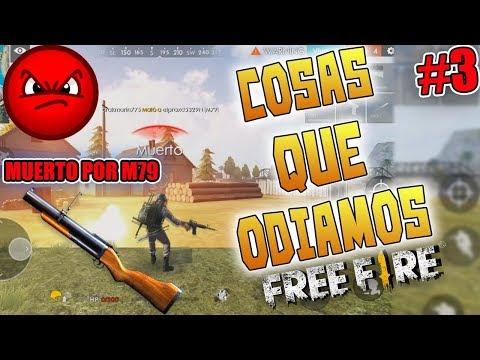 7 COSAS QUE ODIAMOS DE FREE FIRE ¡NO LO VAN A NEGAR! #3