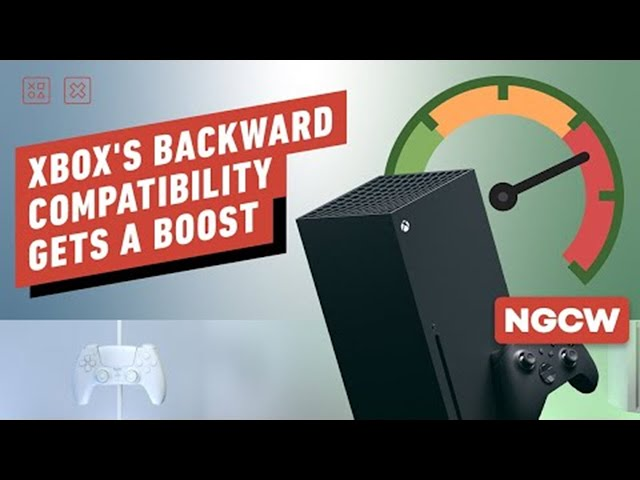 Xbox's Backward Compatibility Gets a Boost - Next-Gen Console Watch